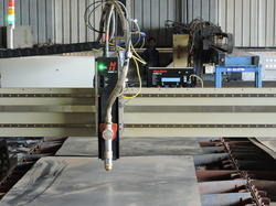 CNC Plasma Cutting Services up to 100mm thick SS & Aluminiu