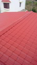 PEB Metal Roofing Structure  heds