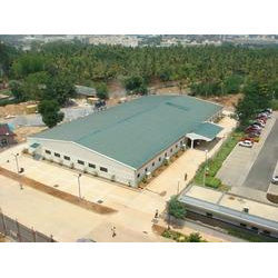 Prefabricated IT Incubation Park