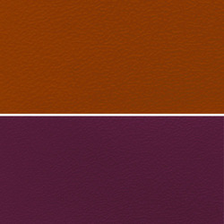 Purple Artificial Leather Cloth