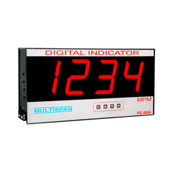Programmable Process Indicator with Bigger (4 Inch) Display