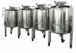 Perfume SS Storage Tank