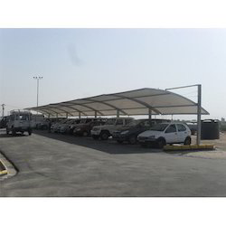 Car Parking Condor Tent. Click to Zoom  sc 1 st  Sprech Tenso Structures Private Limited & Car Parking Tensile Structure - Condor Car Parking Shade ...