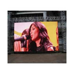 outdoor full color rental use led screen