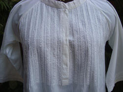Hand Embroidery Beach Wear