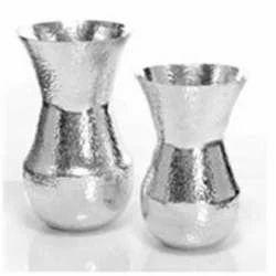Aluminium Tower Vase