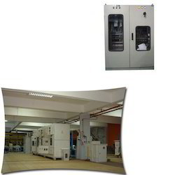 MCB Control Panel for Buildings