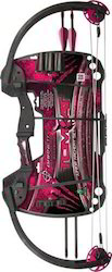 barnett tomcat compound bow pink for beginners