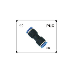 Pneumatic & PU Straight Union