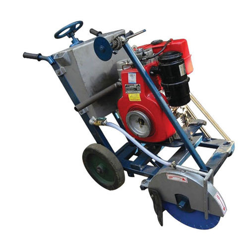 Concrete Floor Saw Cutting Machine Manufacturer From