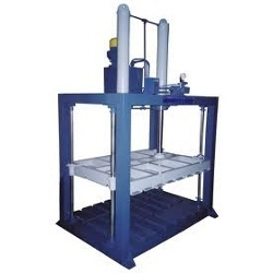 Fabric Bailing Machine