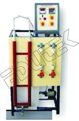 Parallel Counter Flow Heat Exchanger Apparatus