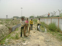 Security Wire Fencing Services