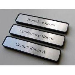 Metal Name Plates