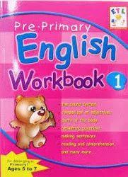 pre primary books