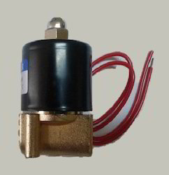 Solenoid Valve 1/4 Inches Metal Brass 230V AC