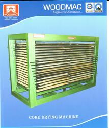 Core Drying Machine