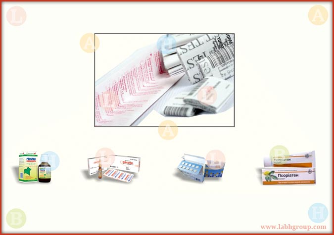 Printed Pharmaceutical Papers