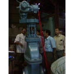 Electrical Operated Sluice Gate Valve