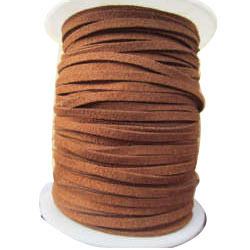 Suede Leather String