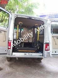 Van Lifts Hydraulic Wheel Chair