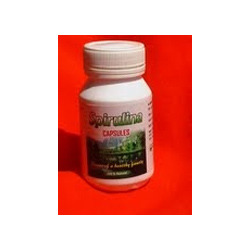 Spirulina Natural Protein Capsule