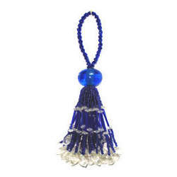 Designer Beaded Tassels