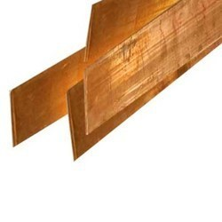 Cadmium Copper Flat Bar