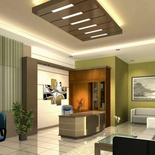 Ceiling Design For Hall: Interior Decoration For False Ceiling