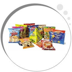 snack food packaging material