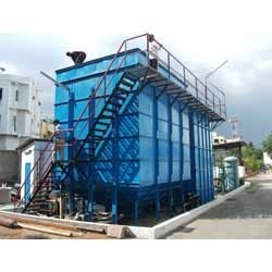 Maintenance Service for Sewage Treatment Plant