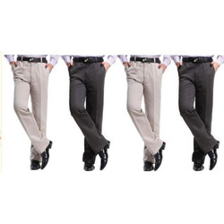 Cotton Office Trousers