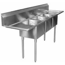 Elegant Commercial Stainless Steel Sink. Get Best Quote