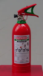 Clean Agent Fire Extinguishers IS-15683