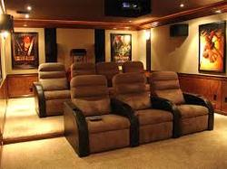 Best Home Theatre Room Design India Gallery - Amazing House ...