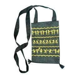 Warli Print Sling Bag