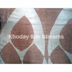 Modern Jacquard Silk Fabric