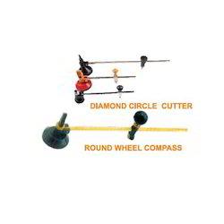 Round Cutting Compass
