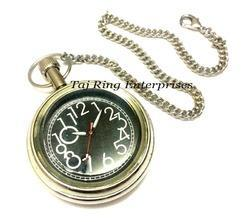 Stylish Nickel Pocket Watch