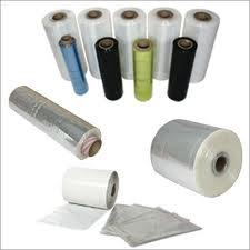 plain pvc shrink films rolls