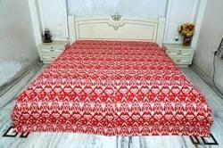 Kantha Quilt Indian Handmade  Ekat Gudri