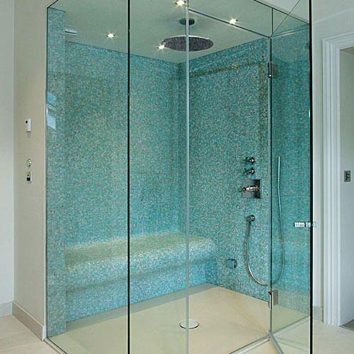 Bon Glass Shower Enclosure In Noida, ग्लास शावर संलग्नक, नोएडा, Uttar Pradesh |  Glass Shower Enclosure Price In Noida