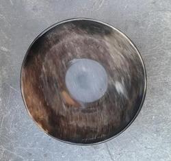 custom made natural horn bowls for home decor stores,