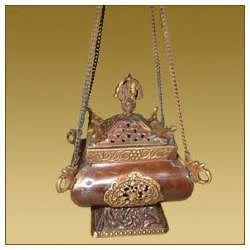 Engraved Hanging Dhoopdani