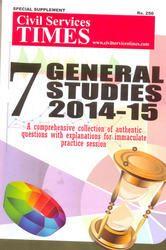 CST 7 General Studies 2014-15