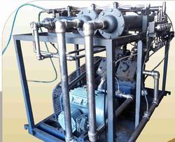 Biogas Compressor
