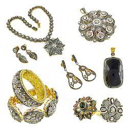 victorian silver jewelry