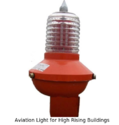 Aviation Light for High Rising Buildings