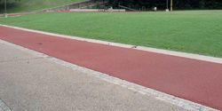 Jogging Track Rubber Flooring