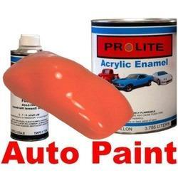 automobile enamel paints